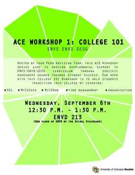 ACE Workshop 1_ College 101 Poster